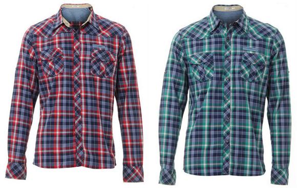 Camisas Xadrez (3)