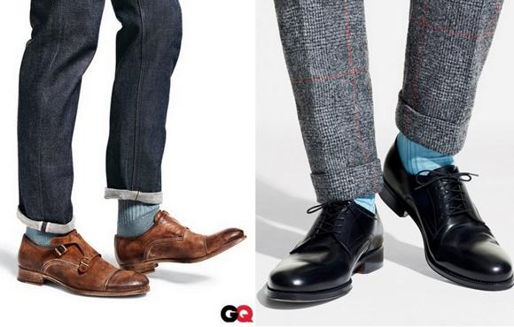 Looks Homens Sapatos Sociais (2)