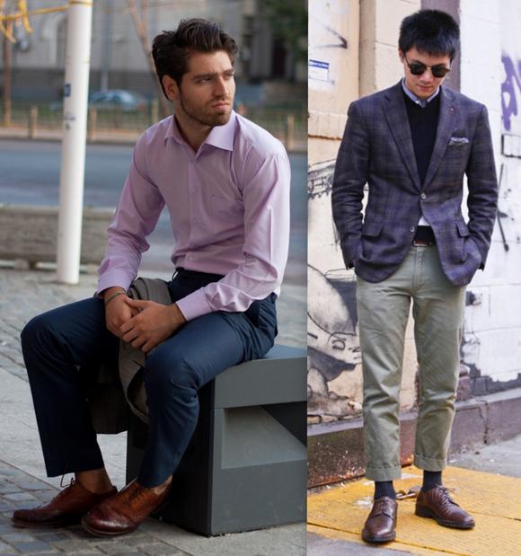 Looks Homens Sapatos Sociais (3)