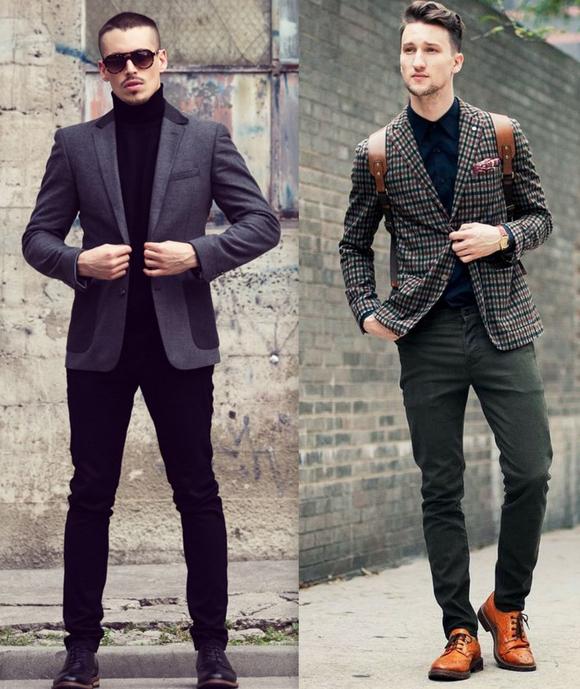 Looks Homens Sapatos Sociais (5)