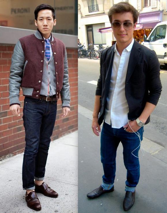 Looks Homens Sapatos Sociais (7)