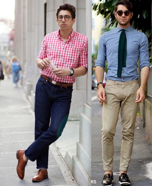 Looks Homens Sapatos Sociais (8)