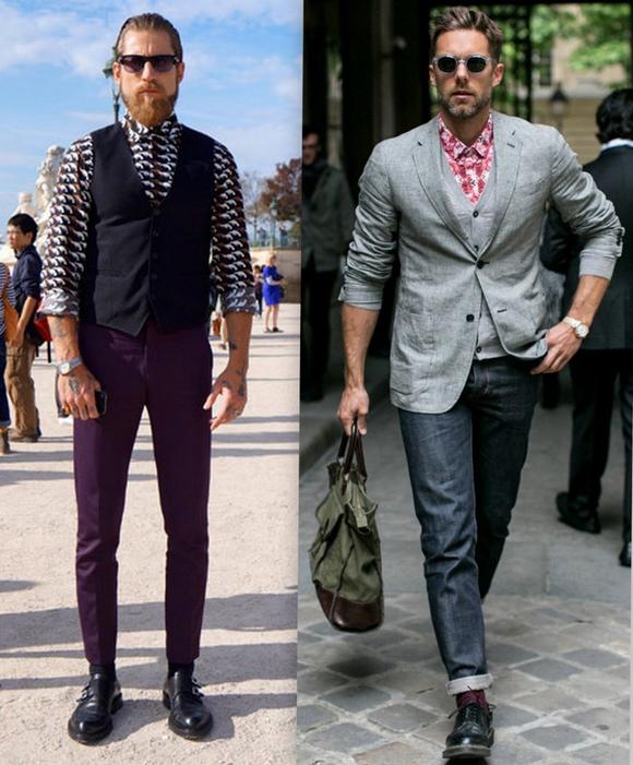 Looks Homens Sapatos Sociais (9)