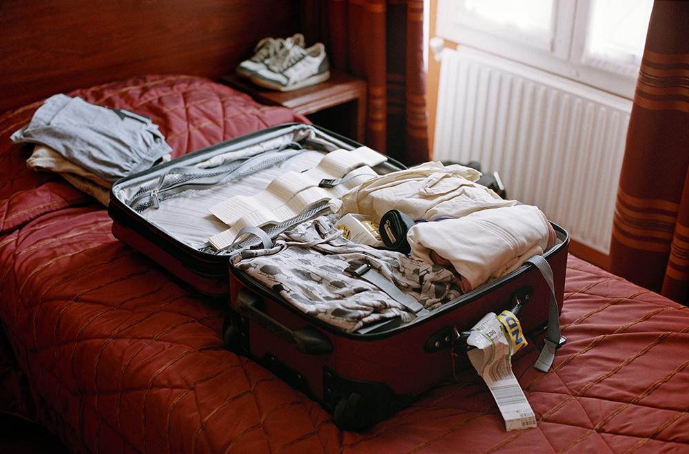 a6eac457fa417 A mala ideal para um cruzeiro
