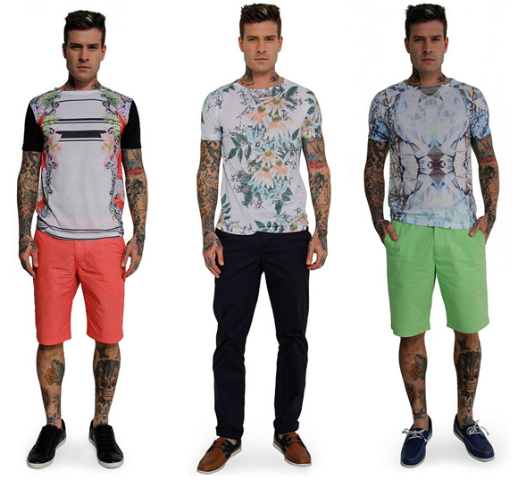 Camisetas Estampadas Metropolitan (1)