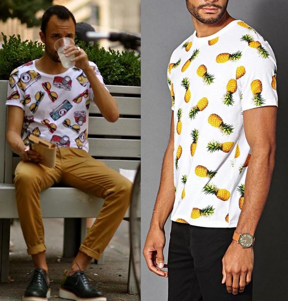 Looks Camisetas Estampadas (1)