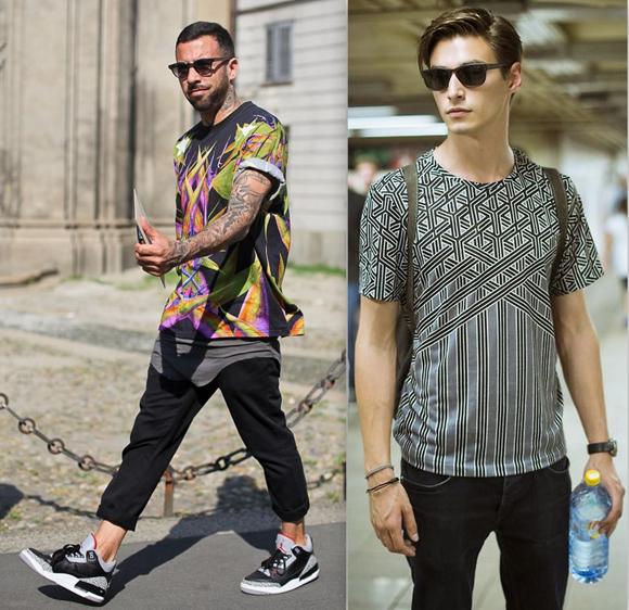 Looks Camisetas Estampadas (3)