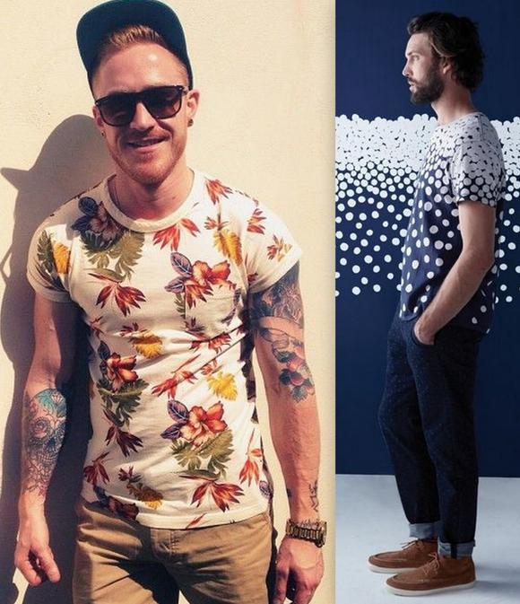 Looks Camisetas Estampadas (4)