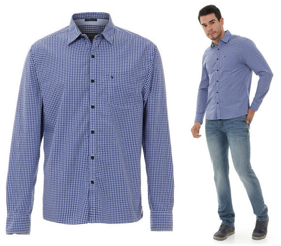 Camisa Masculina (3)