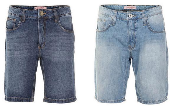 Bermudas Jeans Masculinas (1)