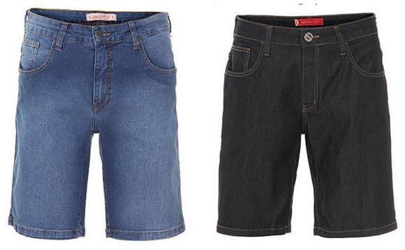 Bermudas Jeans Masculinas (3)