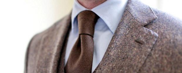 Como dar um simples nó de gravata