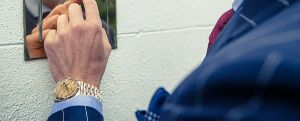 Como Usar Relógios Masculinos Dourados