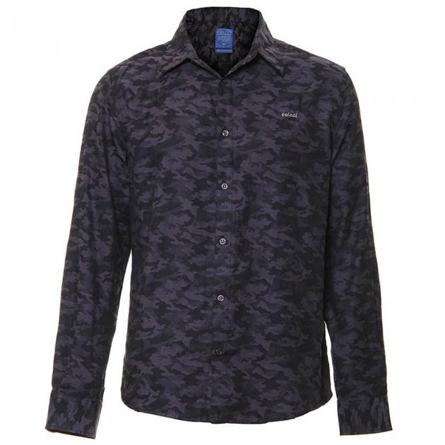 1 peça = 3 looks: Camisa Camuflada