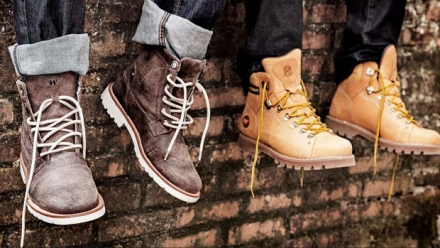 Como usar as Working Boots?