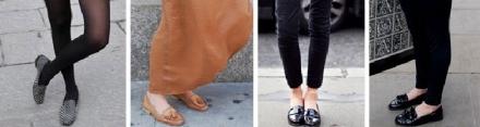 Como usar sapatos Oxford, Mocassim e Loafer feminino de forma moderna e delicada