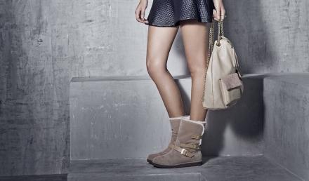 Conhece as botas de estilo Ugg? Veja dicas de como usá-las!