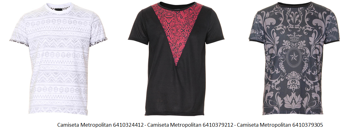 camiseta estampada 19