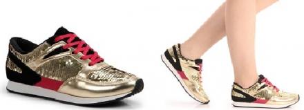 1 peça = 3 looks: Jogging de paetês