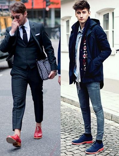 sapato masculino colorido 06