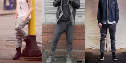 Street Style: Calça Jogger
