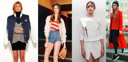 A tendência esportiva está bombando na moda!