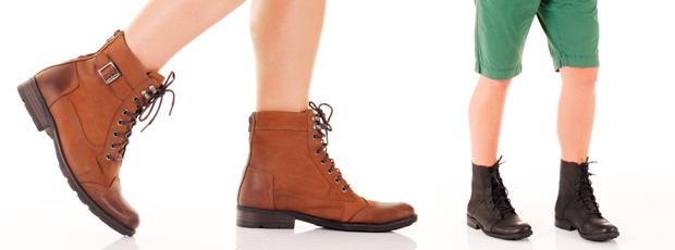 Looks para usar botas no verão