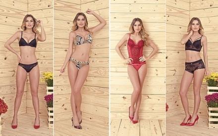 Vestindo seu corpo: a lingerie ideal