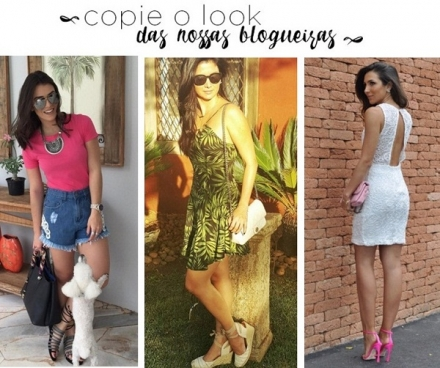 Street Style: Top Blogueiras