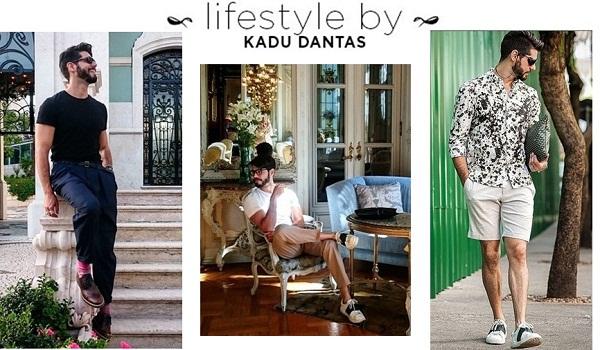 Street Style: top blogger Kadu Dantas