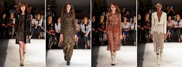 Especial: Sapatos da Passarela no desfile da estilista Patricia Viera