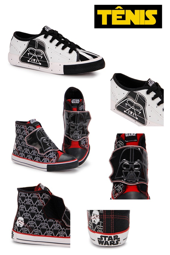 tenis star wars