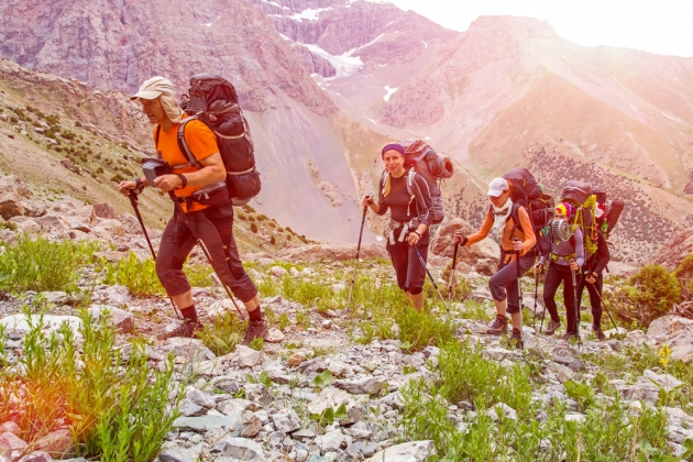 Dicas: Trekking