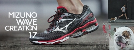 Performance: Mizuno Wave Creation 17