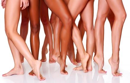 Vestindo seu corpo: Pernas grossas x Pernas finas