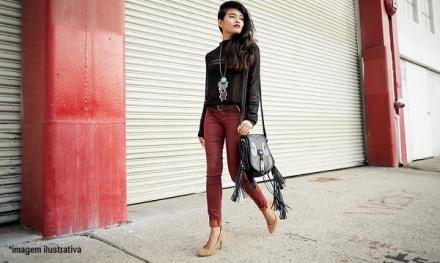Street Style: Bolsa Saddle