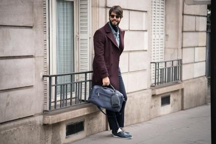 Street Style: Kadu Dantas