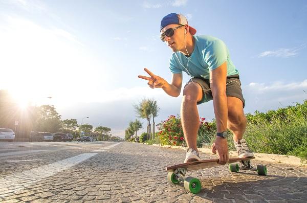 Dicas: Skate Para Iniciantes Custom boards