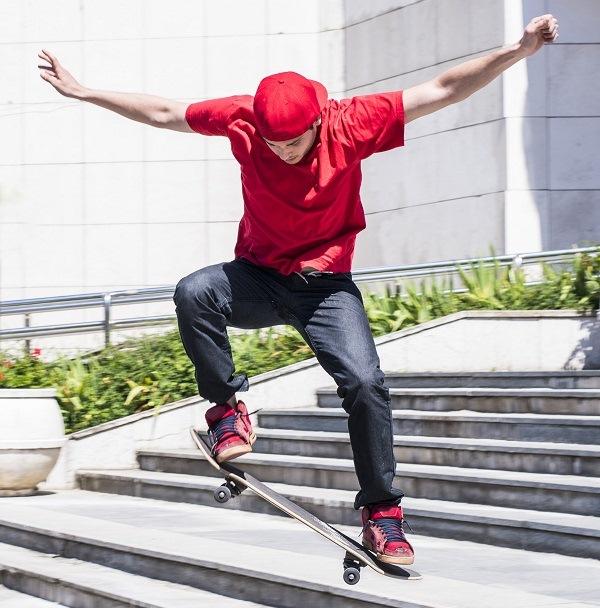 Skate para iniciantes