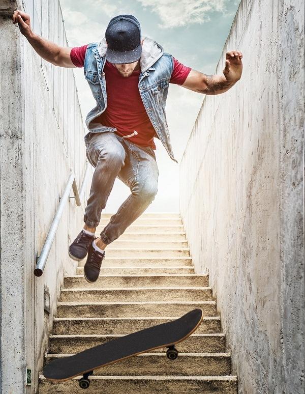 Dicas: Skate Para Iniciantes Roupas