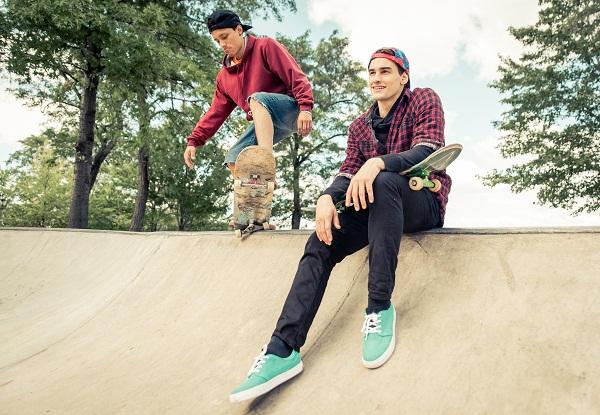 Dicas: Skate Para Iniciantes Local
