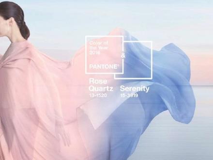 Truque de Estilo: Serenity e Rose Quartz