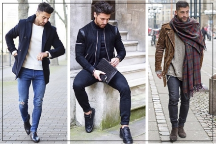Street Style: Inverno Masculino