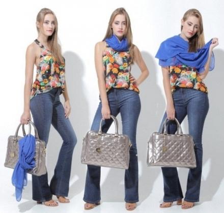 Truque de estilo: Lenços e echarpes