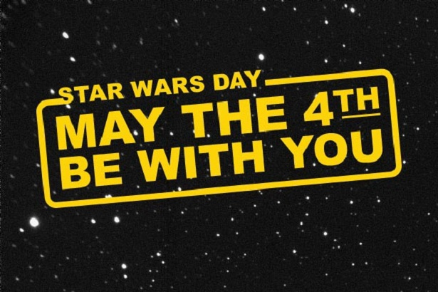 May the 4th be with you! Comemore o dia do Star Wars