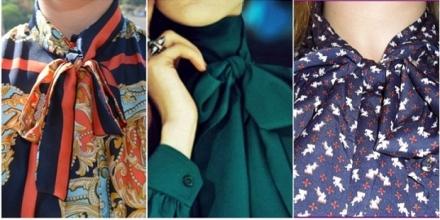 Truque de estilo: Camisas com laço