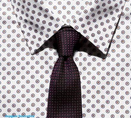 Dica de estilo: Camisa com micro estampa