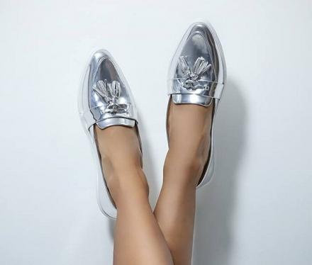 Mocassim é o sapato mais desejado pelas mulheres neste outono