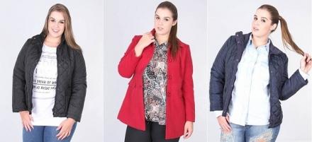 Moda Plus size de Inverno: conforto e elegância