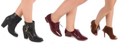 ShoeLovers: seleção de botas e sapatos para o alto inverno